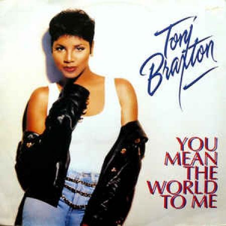 Toni Braxton - Mean The World To Me